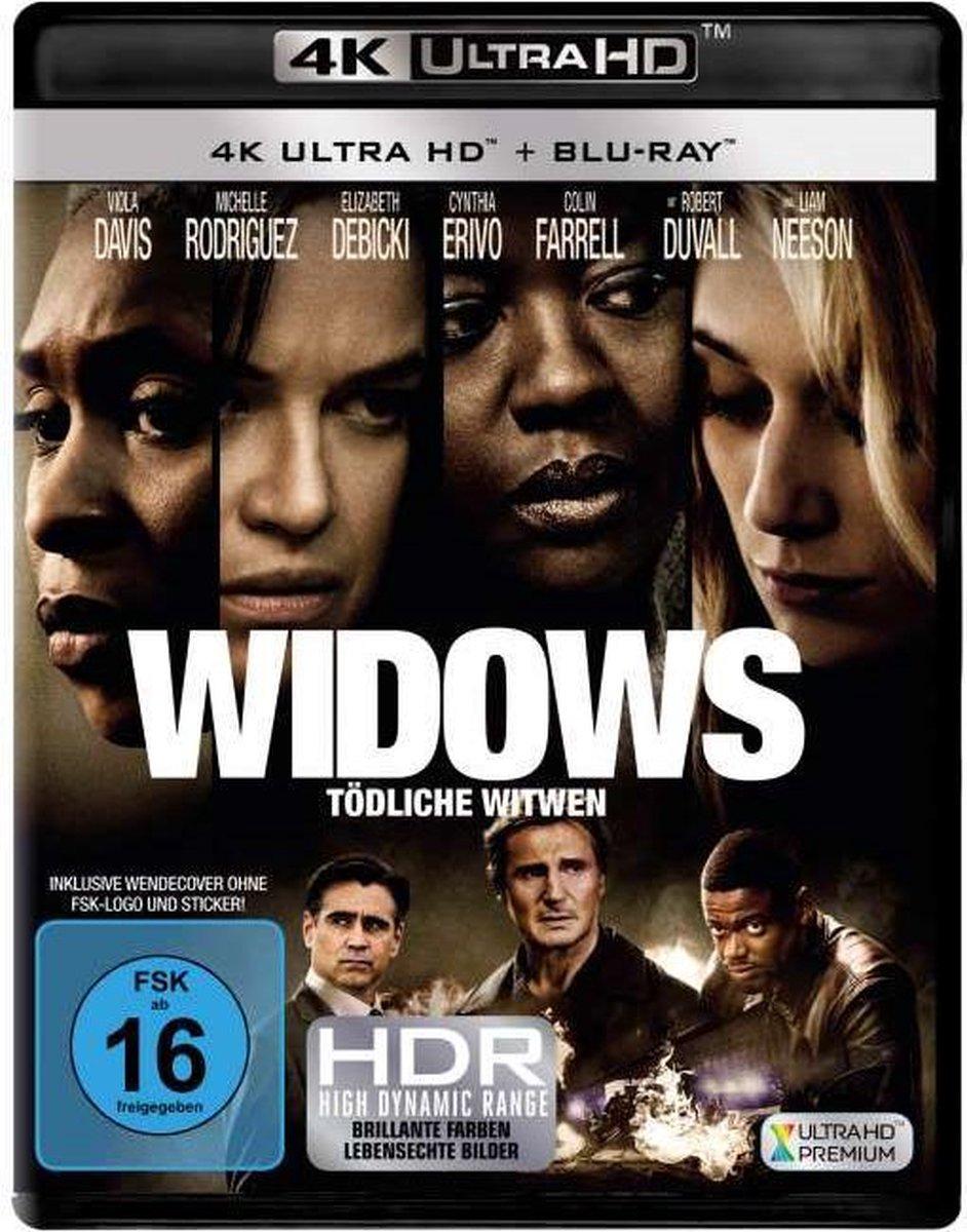 Widows (2018) (Ultra HD Blu-ray & Blu-ray)-