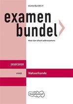 Boek cover Examenbundel vwo Natuurkunde 2019/2020 van O.G. Krant (Paperback)