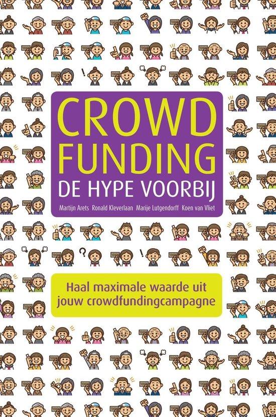 Boek cover Crowdfunding: de hype voorbij van Martijn Arets (Onbekend)