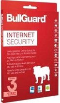 BullGuard Internet Security 1 Jaar 3 Toestellen - Windows