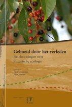 Vegetatiekundige Monografieen  -   Geboeid door het verleden