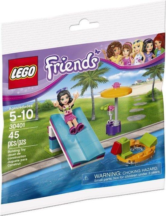 LEGO Friends waterglijbaan polybag-zakje - 30401