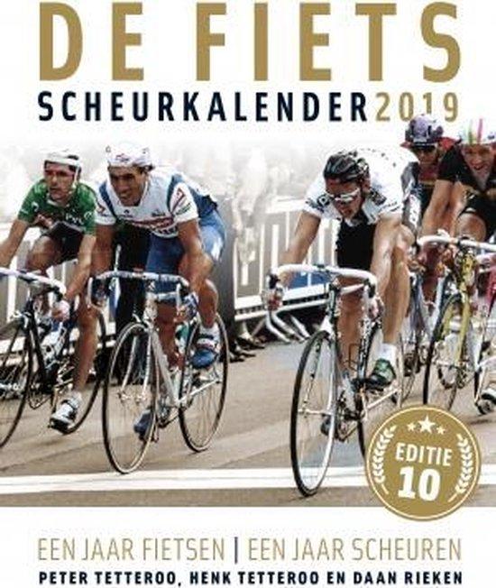 De Fietsscheurkalender 2019