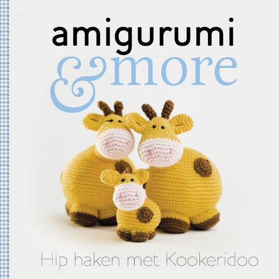 Amigurumi & more. Hip haken met Kookeridoo
