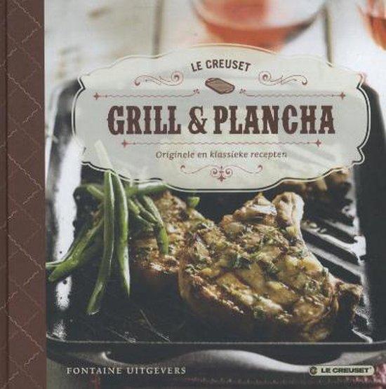 Le Creuset. Grill & plancha. Originele en klassieke recepten - Mieke Goffin pdf epub