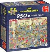 Afbeelding van Jumbo Jan van Haasteren At The Gym Puzzel 950 stukjes