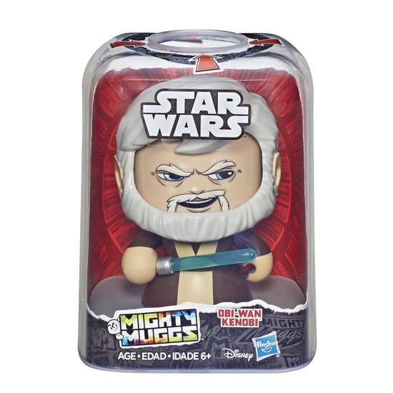 Star Wars Mighty Muggs E3 Obi Wan Kenobi