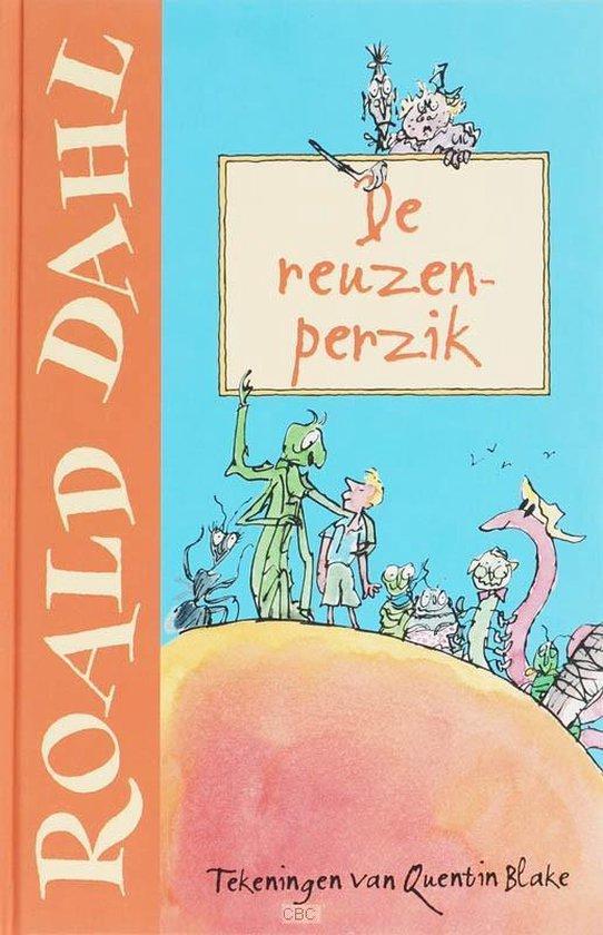 De reuzenperzik - Roald Dahl | Fthsonline.com