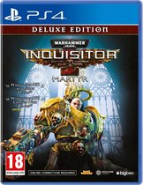 Warhammer 40K Inquisitor Martyr Deluxe Edition - PS4