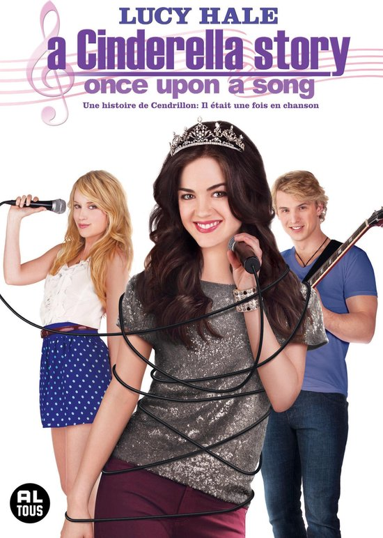 Cover van de film 'Cinderella Story 3: Once Upon A Song'