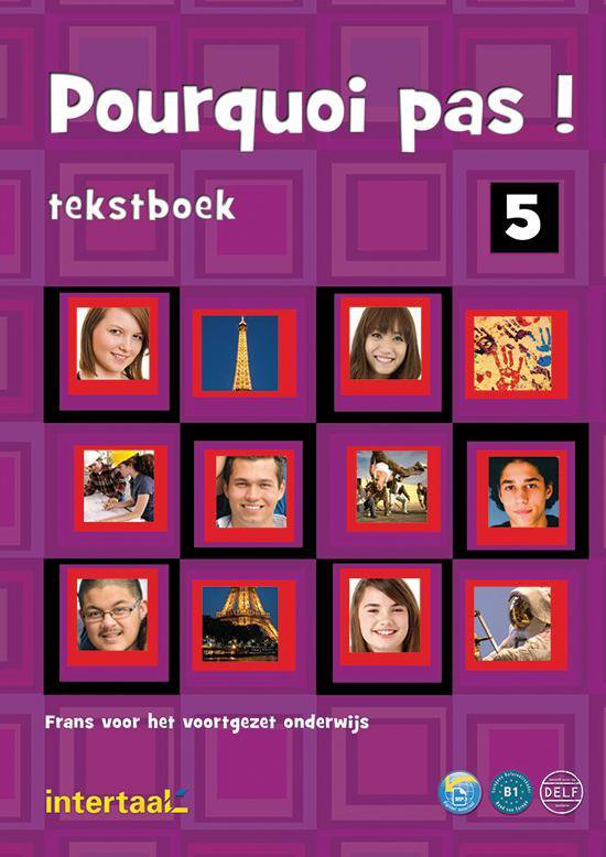 Pourquoi pas ! (Nederlandse editie) 5 tekstboek + online mp3's - Marie Bretonnier |
