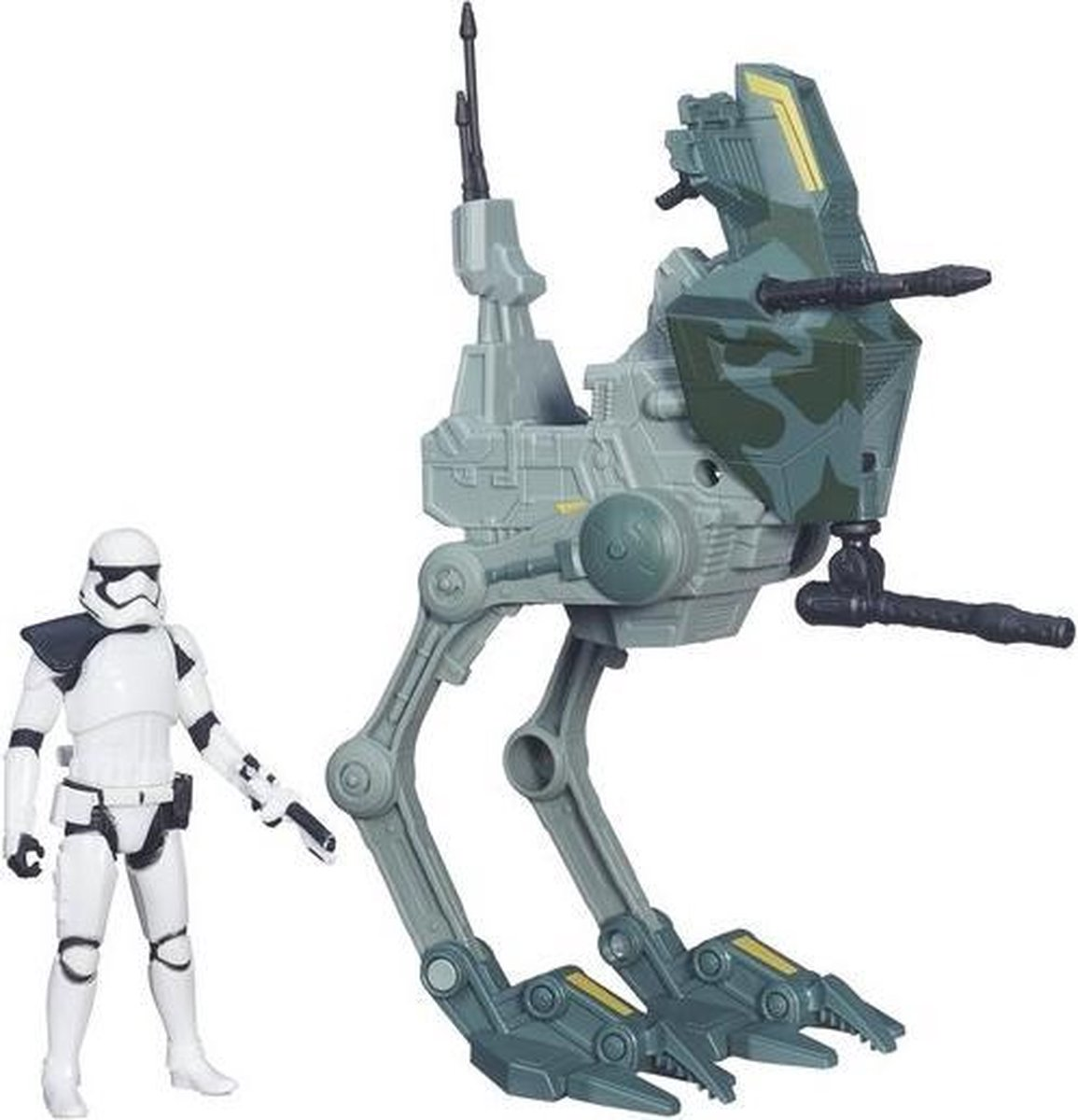 Action vehicle + figure Star Wars Assault Walker