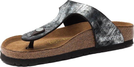 | FitFlop Lulu Shimmer Toe Post dames slippers