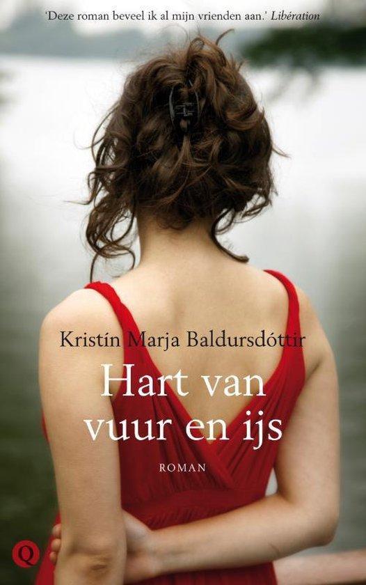 Cover van het boek 'Hart Van Vuur En Ijs' van Kristín Marja Baldursdóttir