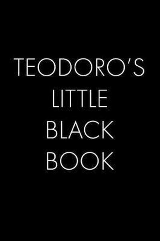 Teodoro's Little Black Book