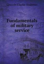 Fundamentals of Military Service
