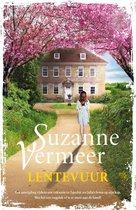 Boek cover Lentevuur van Suzanne Vermeer (Onbekend)