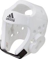 adidas Hoofdbeschermer Taekwondo Wit Small