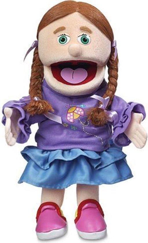 Handpop Amy Sillypuppets 14''