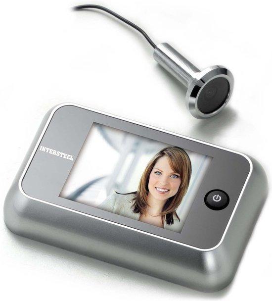 Intersteel - Digitale deurspion - Met camera