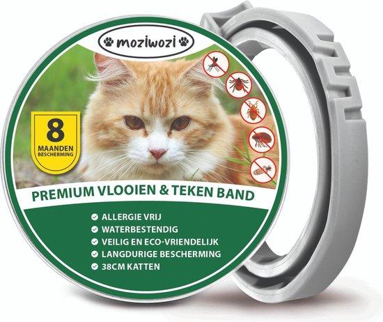 MoziWozi Vlooienband/Tekenband Kat