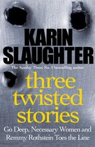 Omslag Three Twisted Stories