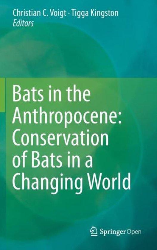 Bats in the Anthropocene