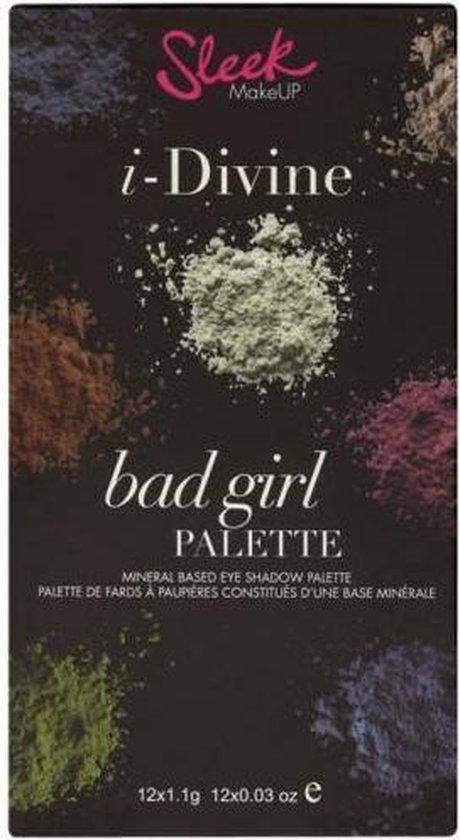 Sleek I-Divine - Badgirl - Oogschaduw Palet