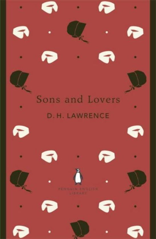 Boek cover Sons and Lovers van D H Lawrence (Paperback)