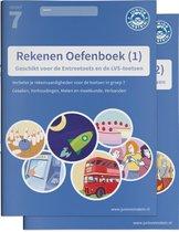 Delen 1 en 2  -   Rekenen Oefenboek delen 1 en 2 geschikt voor de Citotoets