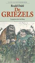 Boek cover De Griezels van Roald Dahl