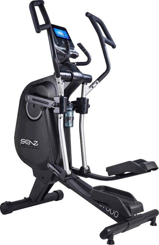 Crosstrainer Senz Fitness C7000 - TFT display en Android besturing