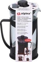 Alpina Cafetière glas 600ml