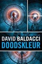 Boek cover Amos Decker 4 - Doodskleur van David Baldacci