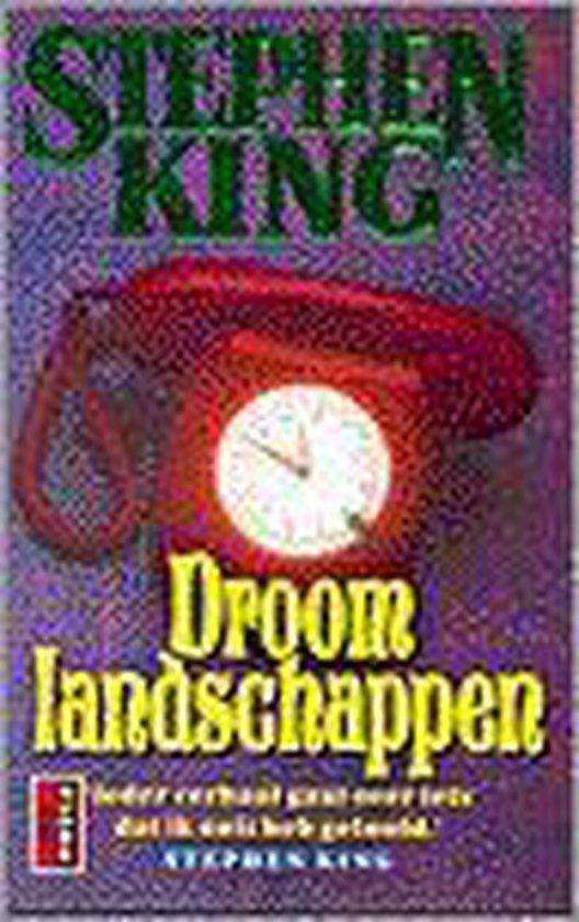 Droomlandschappen - Stephen King  