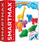 SmartMax My First Safari Animals - Magnetische Dieren