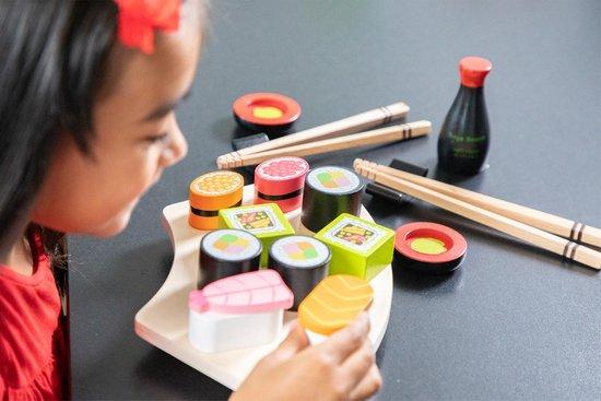 New Classic Toys Houten Sushi Set