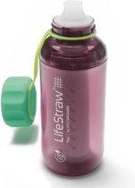 LifeStraw® Play waterfles met 2-stage filter - Wildberry Pink
