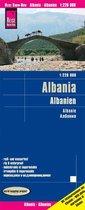 RKH Wegenkaart Albania/Albanien