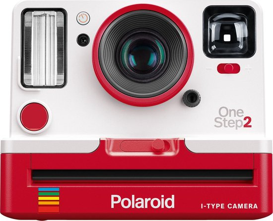 Polaroid Originals One Step 2 VF - Red