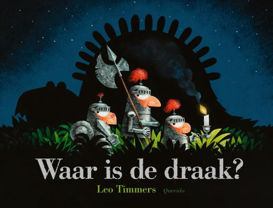 Waar is de draak? - Leo Timmers | Readingchampions.org.uk