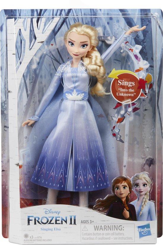 Frozen 2 Zingende Elsa - Pop