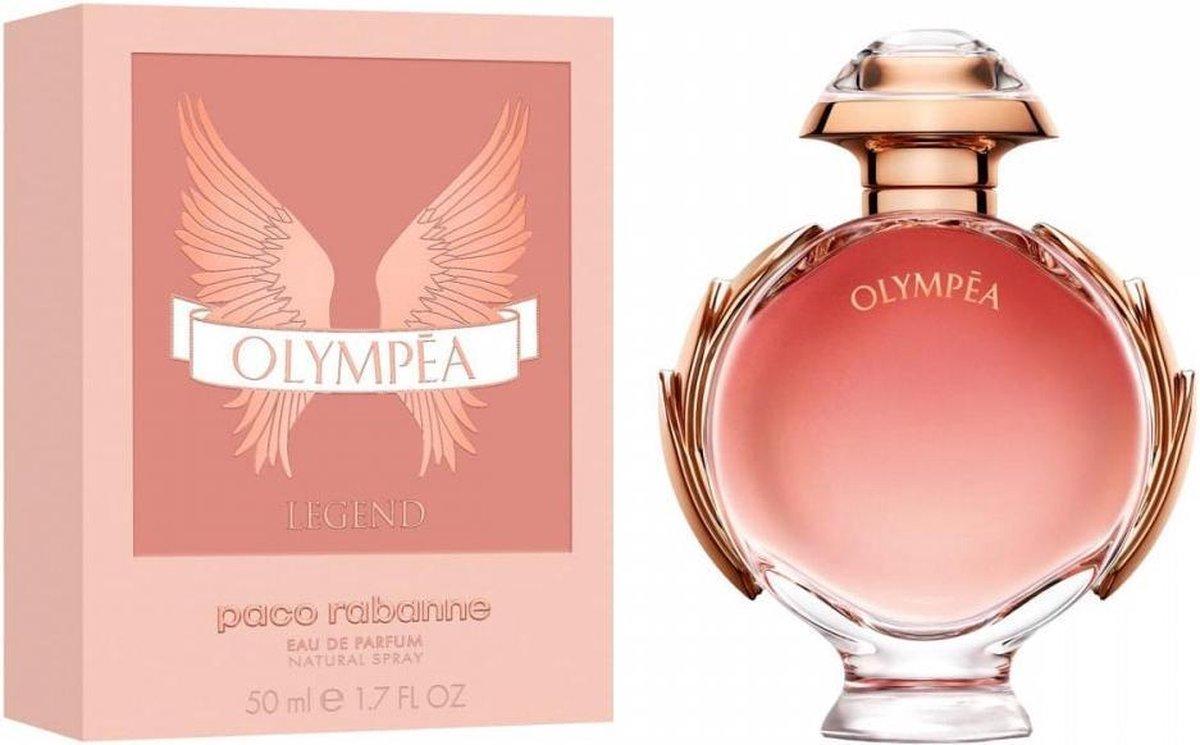 Paco Rabanne Olympea Legend Eau de parfum spray 50 ml