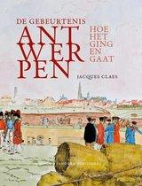 De gebeurtenis Antwerpen