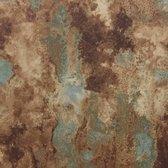 Bnwallcoverings Essentials 218005 Vliesbehang Beton Met Roestige Oppervlakken - 53 x 1005 cm - Rood