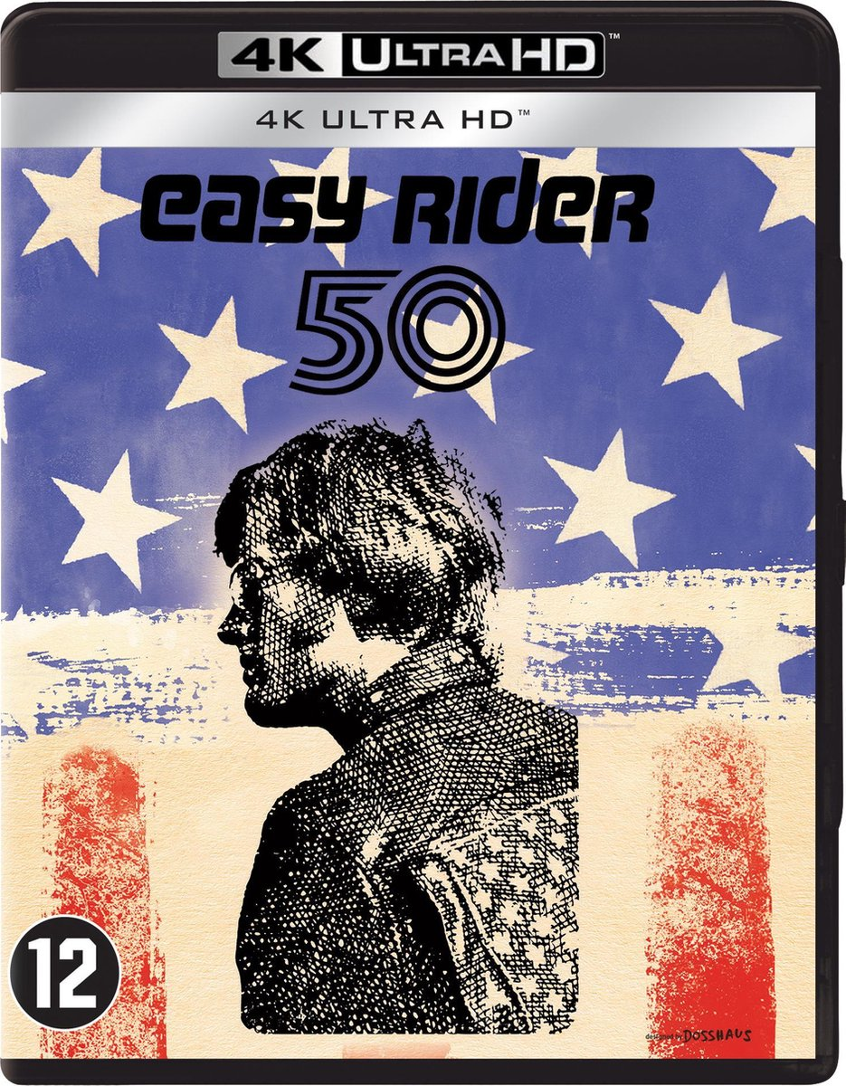 Easy Rider (4K Ultra HD Blu-ray)-
