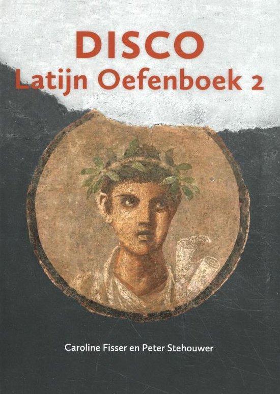 Disco 2 Latijn Oefenboek - Caroline Fisser  