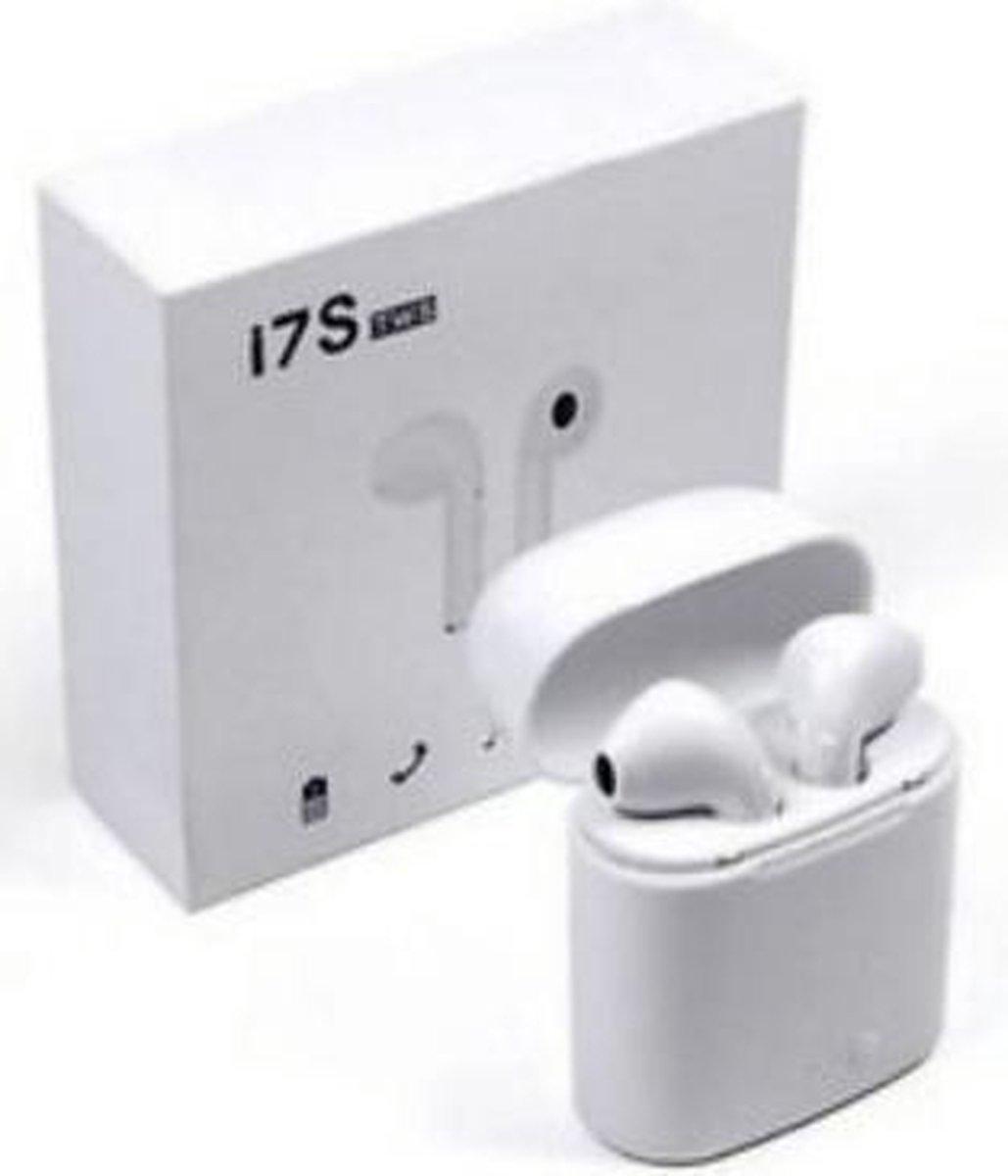 i7 TWS mini Bluetooth Oortjes - beste passend - beste prijs / kwaliteit product oordopjes - Merkloos