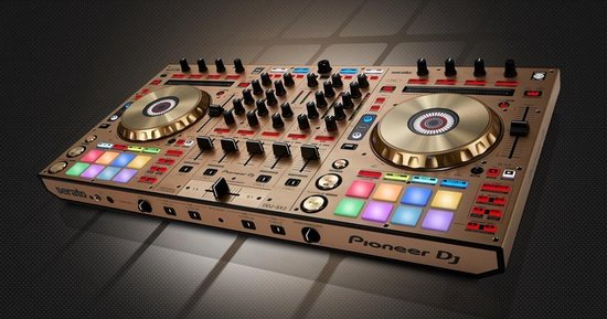 Pioneer DJ DDJ-SX2-N - DJ-controller - Goud