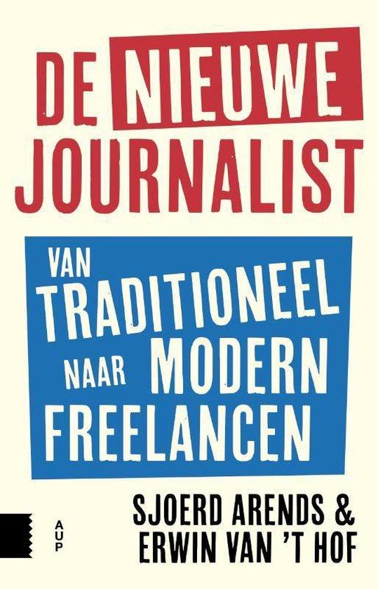 De nieuwe journalist - Sjoerd Arends   Fthsonline.com